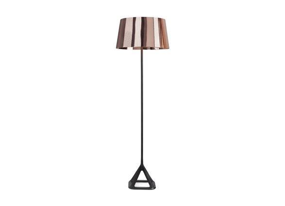 Base Copper Floor Light