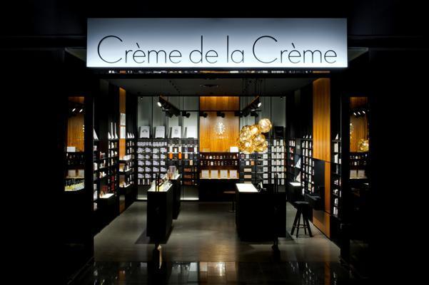 """""""Creme de la Creme"""" parduotuvė Klaipėdoje"""