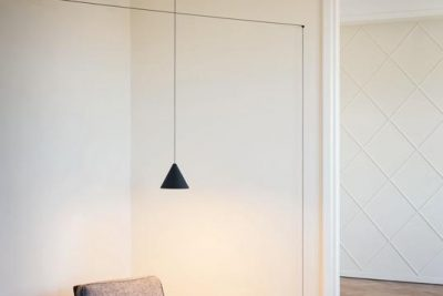 FLOS String Lights gyvai salone SIMETRIA
