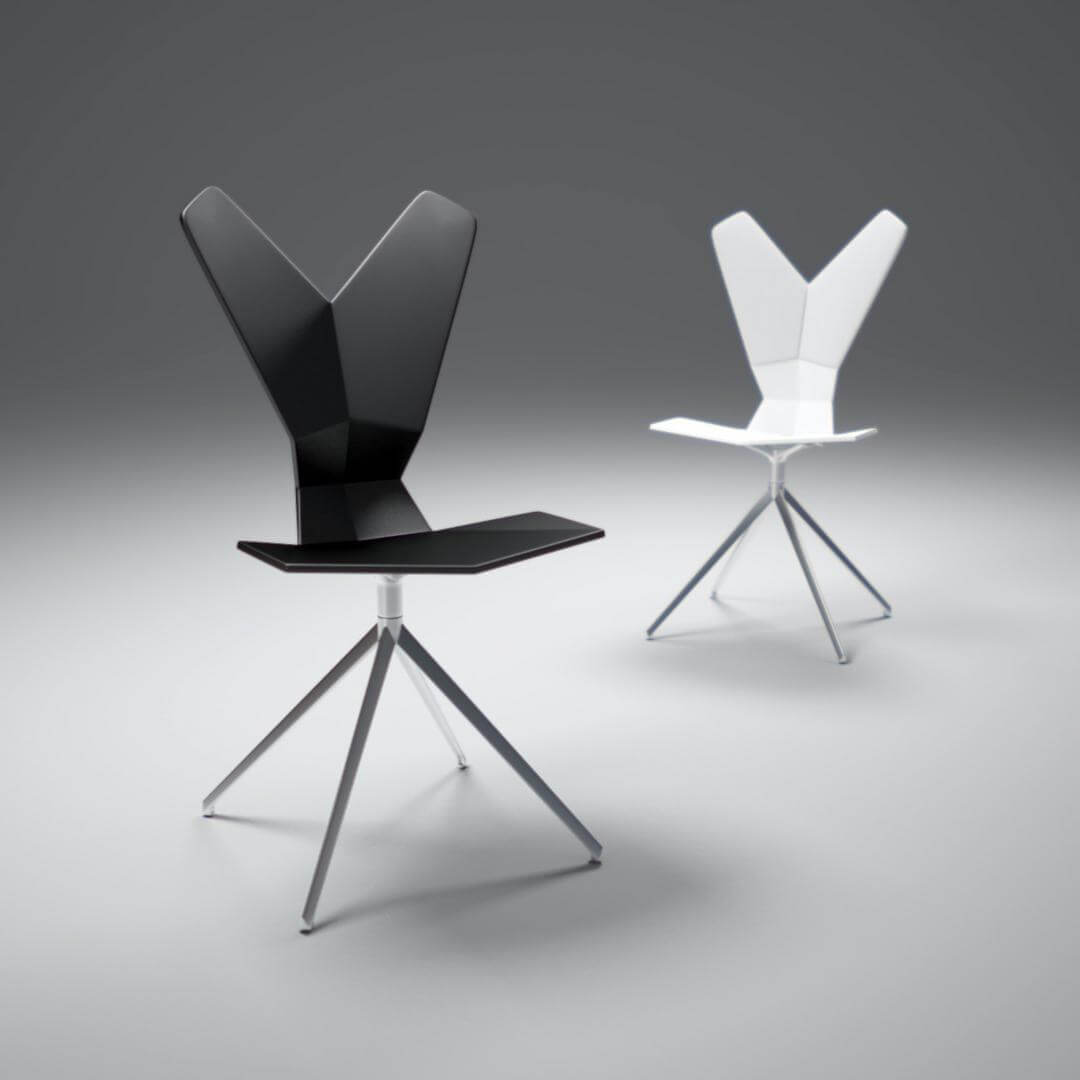 Tom Dixon Y chair