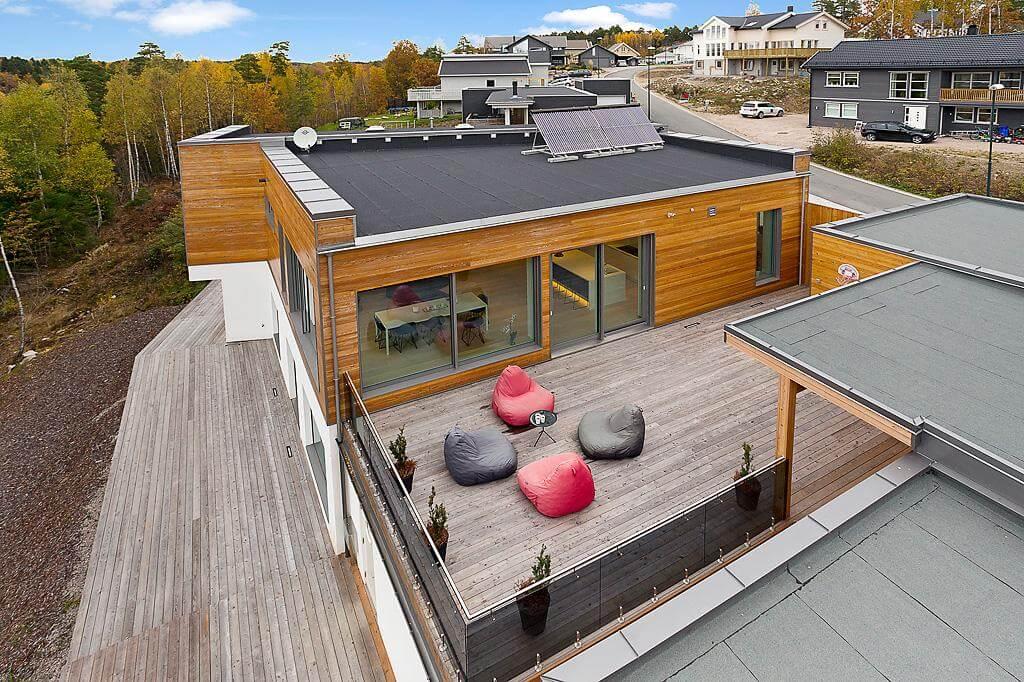 Namas Norvegijoje