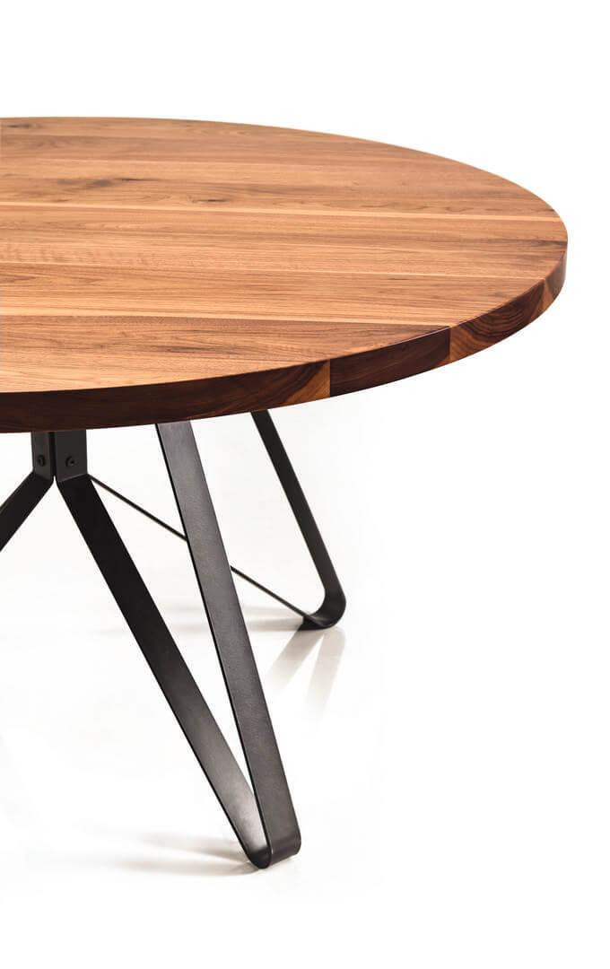 Valgomojo stalas Rotonda