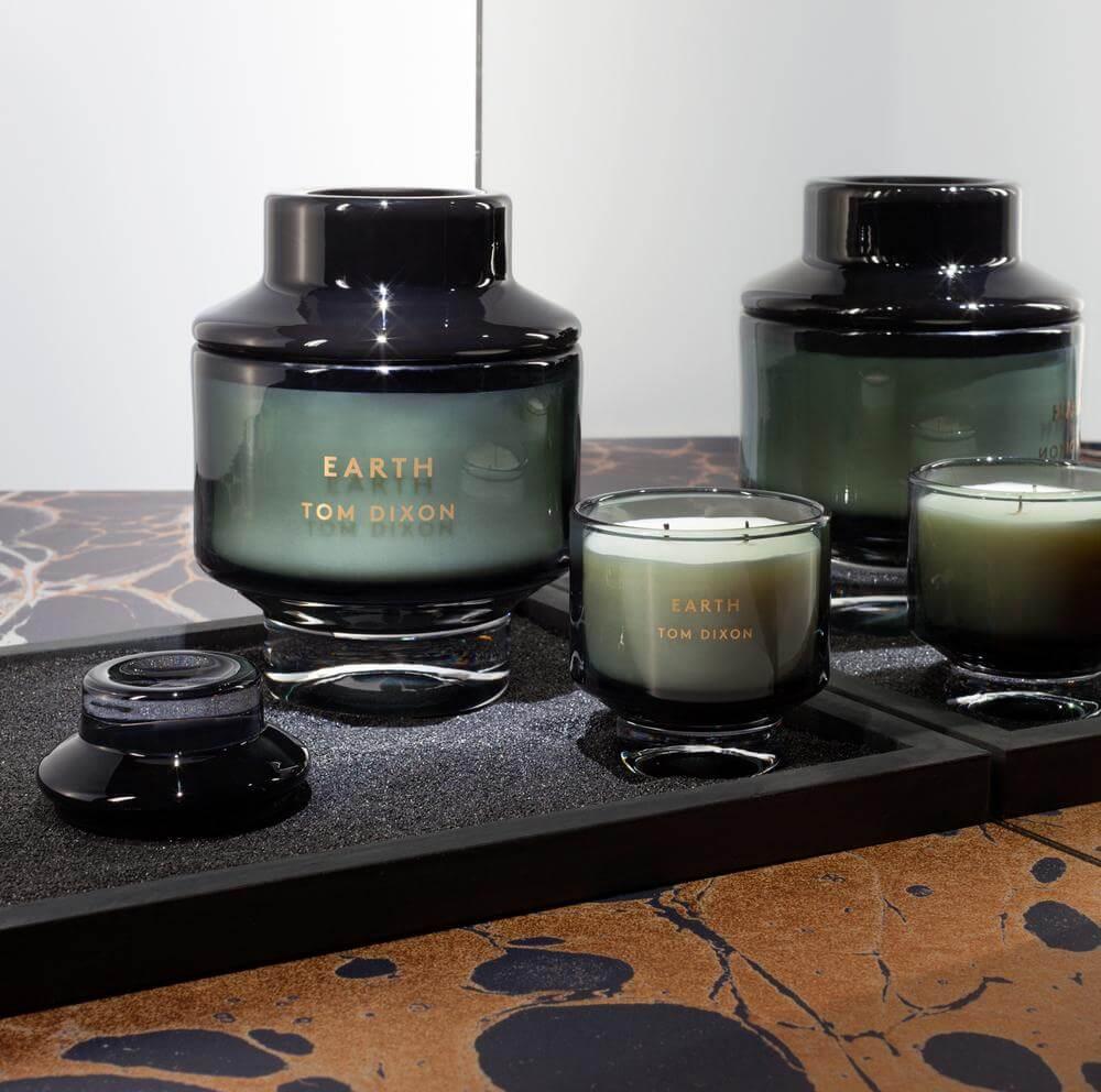 Žvakės ir kvapai ELEMENTS