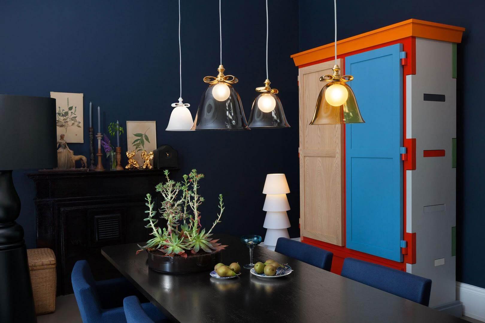 Pakabinamas šviestuvas Bell Lamp