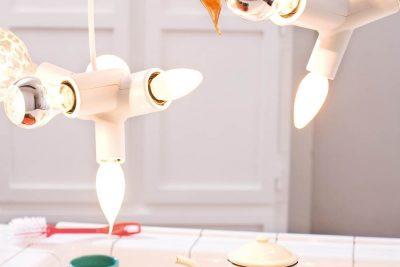 Pakabinamas šviestuvas Clusterlamp