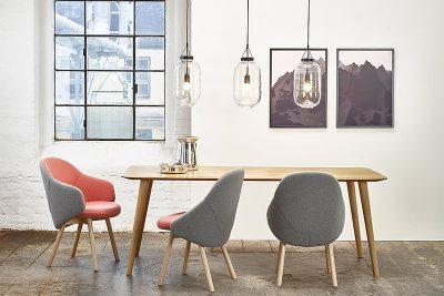 Fotelis Alba lounge