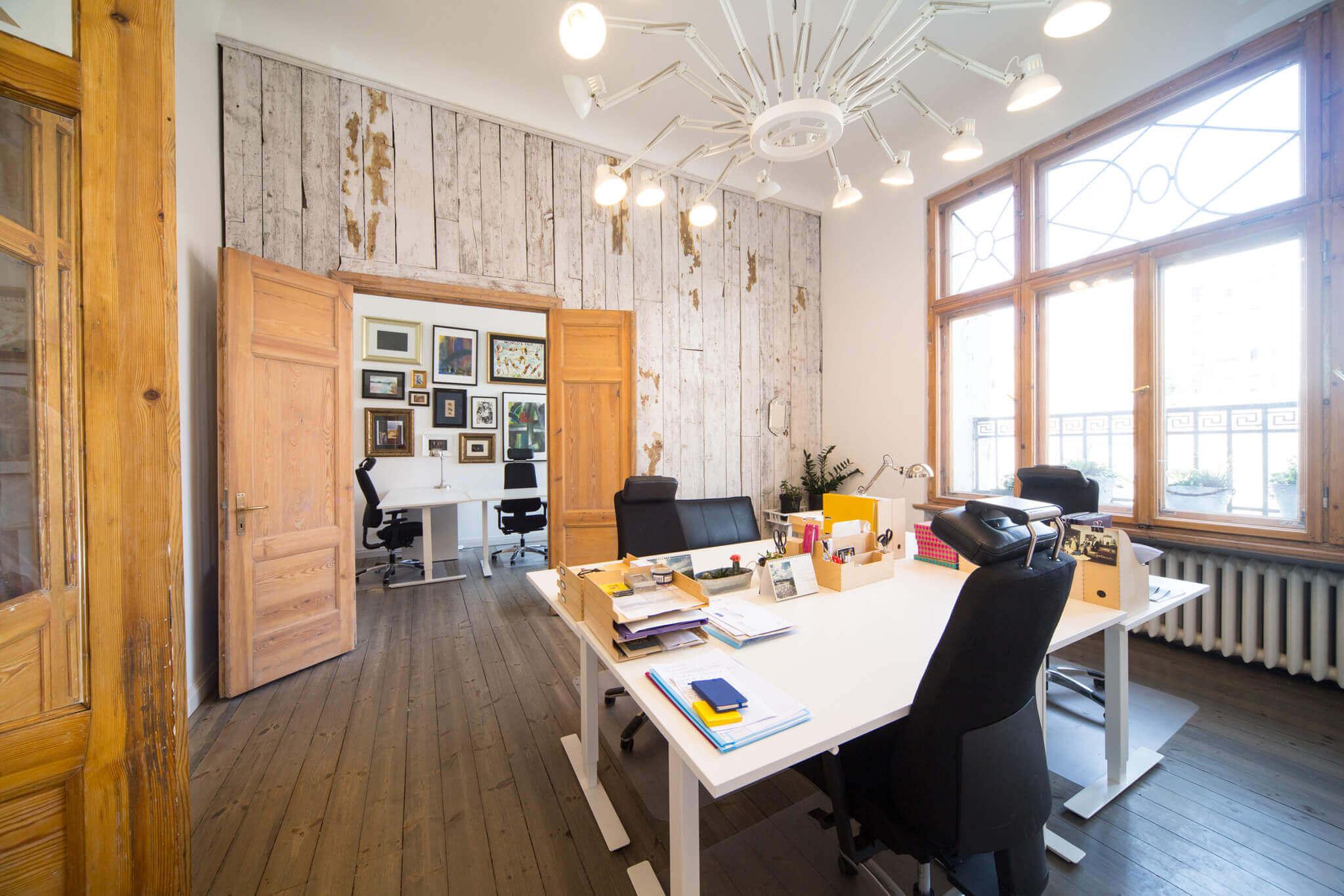 Ofisas Rygoje