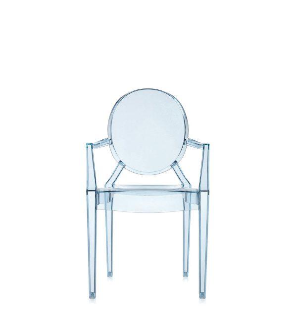 """Kartell vaikiška kėdė """"Lou Lou Ghost"""""""