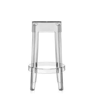 """Kartell pusbario kėdė """"Charles Ghost"""""""