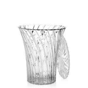 "Kartell vaza ""Sparkle"" 38cm"