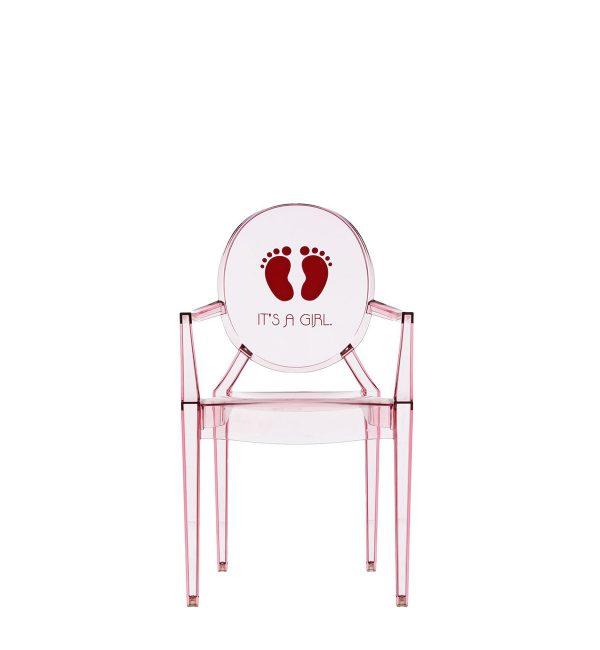 "Kartell vaikiška kėdė ""Lou Lou Ghost Special Edition"""