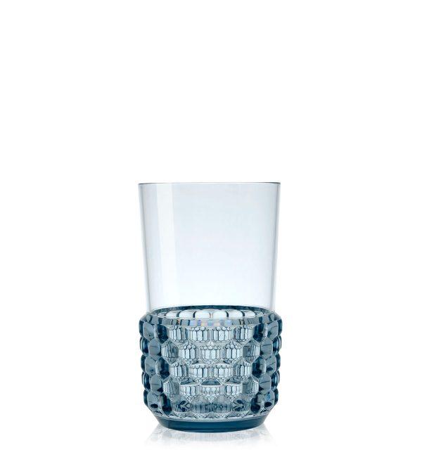 """Kartell aukštos stiklinės """"Jellies Family"""" 4vnt."""
