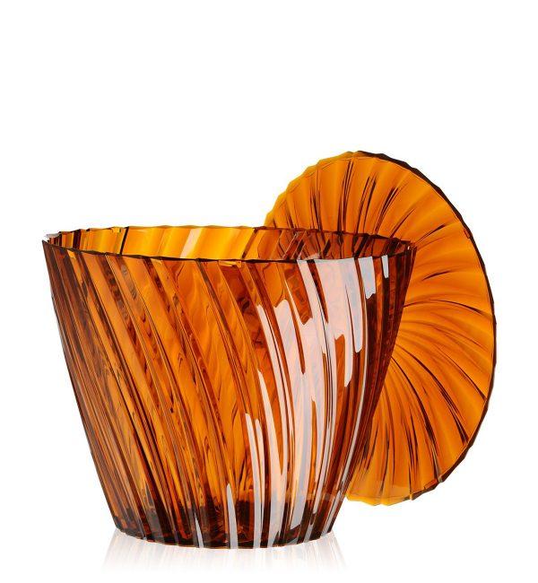 "Kartell vaza ""Sparkle"" 45cm"