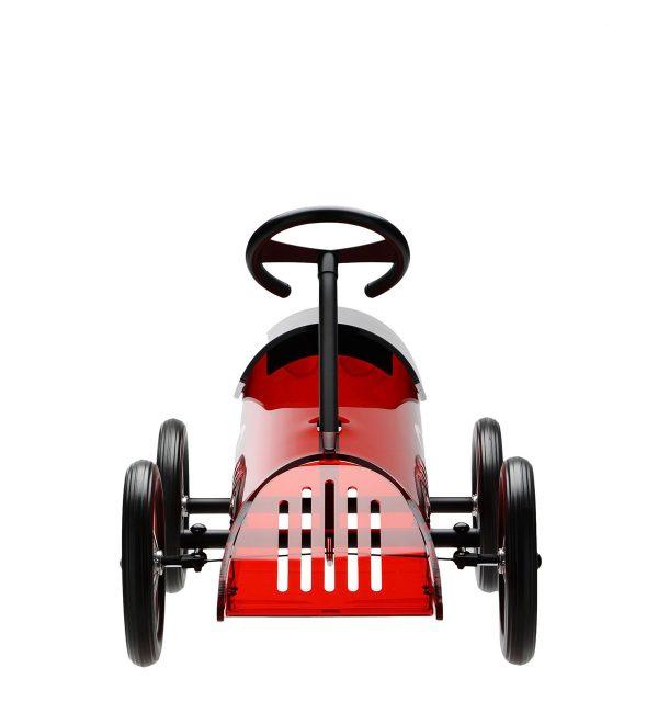 """Kartell vaikiškas automobilis """"Discovolante"""""""