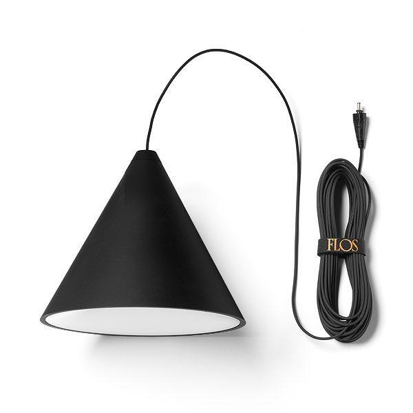 """Flos pakabinamas šviestuvas """"String Light Cone"""""""