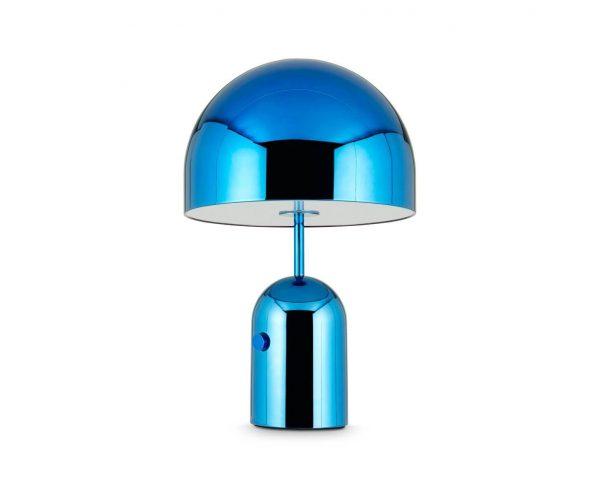 """Tom Dixon stalinis šviestuvas """"Bell Blue Large"""""""
