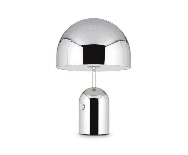 """Tom Dixon stalinis šviestuvas """"Bell Chrome Large"""""""