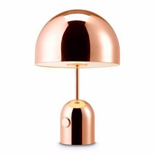 "Tom Dixon stalinis šviestuvas ""Bell Copper"""