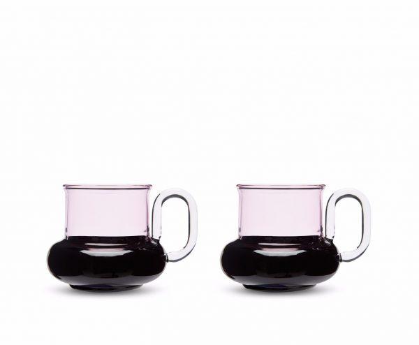 "Tom Dixon arbatos puodeliai ""Bump"" 2 vnt."
