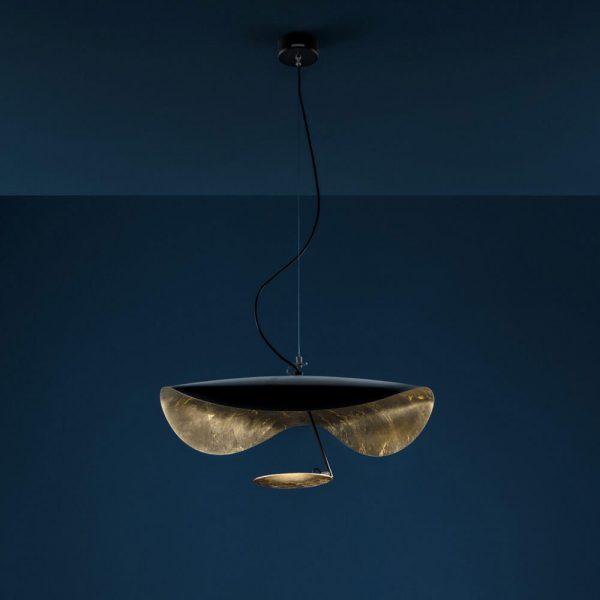 """Catellani & Smith pakabinamas šviestuvas """"Lederam Manta S1"""""""