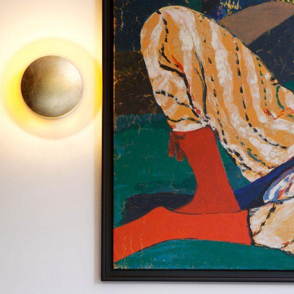 """Catellani & Smith sieninis šviestuvas """"Lederam W"""" 17cm"""
