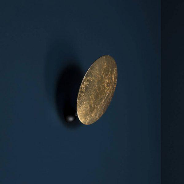 """Catellani & Smith sieninis šviestuvas """"Lederam W1"""" 17cm"""