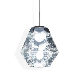 "Tom Dixon pakabinamas šviestuvas ""Cut Tall Chrome"""