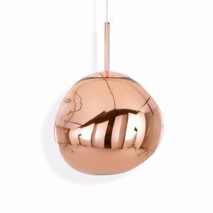 "Tom Dixon pakabinamas šviestuvas ""Melt Mini Copper"""