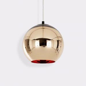 "Tom Dixon pakabinamas šviestuvas ""Copper Bronze"""