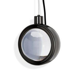 """Tom Dixon pakabinamas šviestuvas """"Spot Round Black"""""""