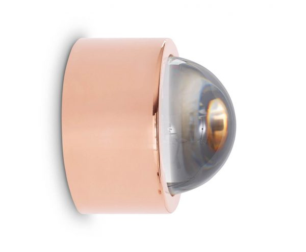 "Tom Dixon sieninis šviestuvas ""Spot Round Copper"" IP44"