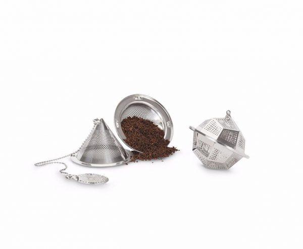 """Tom Dixon sietelisi arbatai """"Etch"""""""